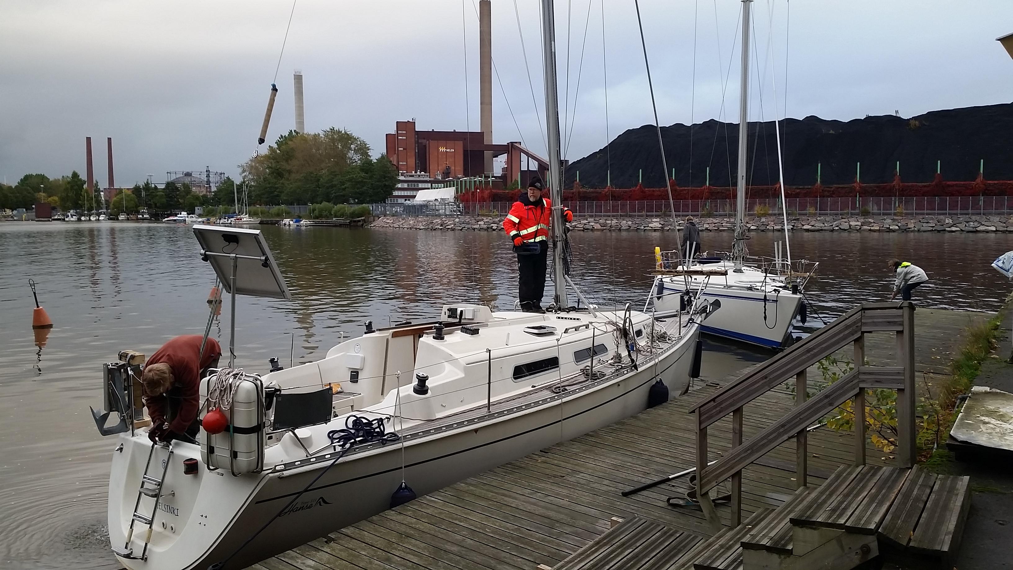 veneonnettomuus kesäkuu 2015